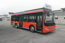 8.5米黄海DD6851EV1纯电动城市客车