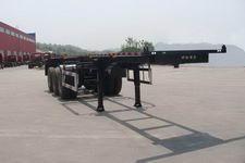 海福龙牌PC9400TJZA型集装箱运输半挂车