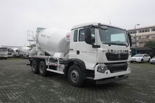 华建牌HDJ5259GJBHO型混凝土搅拌运输车