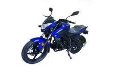 浩爵牌HJ150-7B型两轮摩托车图片