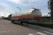 瑞江牌WL9406GSY型铝合金食用油运输半挂车图片