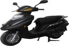 古思特牌GST125T-17A型两轮摩托车图片