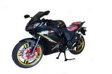 浩爵牌HJ150-7A型两轮摩托车图片