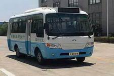 6.5米卡威JNQ6650GEV2纯电动城市客车