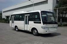 6.6米大马HKL6660GBEV纯电动城市客车