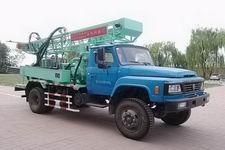 物探牌WTJ5090TZJDF型钻机车