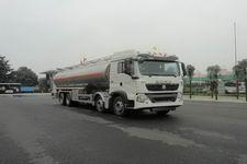 SGZ5321GYYZZ4T5型华威驰乐牌铝合金运油车图片