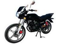 浩爵牌HJ150-9A型两轮摩托车图片