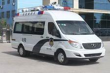 程力威牌CLW5040XSP4型审判车