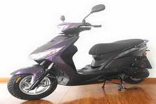 古思特牌GST100T-19A型两轮摩托车图片