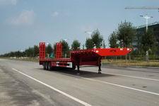 豫前通15.5米29.5吨6轴低平板半挂车(HQJ9400TDPXZ)