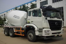 FYG牌FYG5253GJBD型混凝土搅拌运输车图片