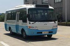 6.5米卡威JNQ6650GEV纯电动城市客车