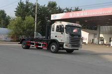 江淮车厢可卸式垃圾车(CLW5160ZXXH4程力威车厢可卸式垃圾车)
