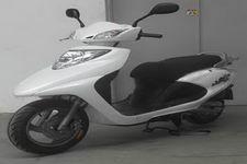 古思特牌GST110T-14A型两轮摩托车图片