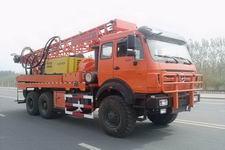 物探牌WTJ5210TZJTM型钻机车