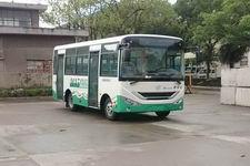6.6米广通GTQ6660BEVBZ纯电动城市客车
