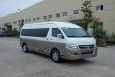 大马牌HKL6601BEV型纯电动客车图片