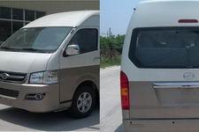 大马牌HKL6601BEV型纯电动客车图片2