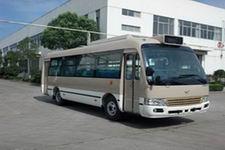 大马牌HKL6800BEV1型纯电动城市客车图片