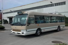 大马牌HKL6800BEV1型纯电动城市客车图片2