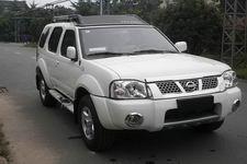 4.5-4.6米|5座尼桑多用途乘用车(ZN6454WAG4)