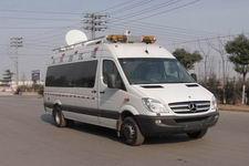 雨花牌NJK5050XZH型通讯指挥车图片