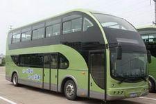 11米|42-64座飞燕纯电动双层城市客车(SDL6110EVSG)