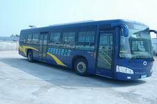 中上牌ZS6121BEV型纯电动城市客车