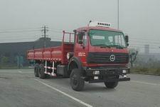 铁马国四后双桥,后八轮货车301马力13吨(XC1251F45)