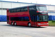 11.5米|30-48座安凯纯电动双层城市客车(HFF6110GS03EV)