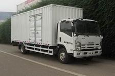 庆铃牌QL5101XXY9PARJ型厢式运输车