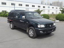 王牌牌CDW5030XGCEV2型纯电动工程车图片