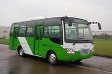 华新牌6.6米柴油型城市客车