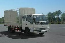 解放牌CA5041CCYEL2R5-4B型仓栅式运输车