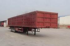 远东汽车13.5米31.5吨3轴厢式运输半挂车(YDA9402XXY)