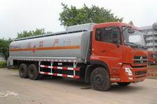 岷江牌YZQ5250GRY4型易燃液体罐式运输车