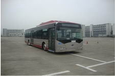 12米|38座金马纯电动城市客车(TJK6123BEV)