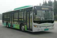 10.6米 21-35座蜀都混合动力城市客车(CDK6113CEHEV)