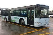 11.5米|10-45座金龙混合动力城市客车(XMQ6119AGCHEVN52)