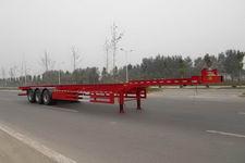 固得美15米34.5吨3轴集装箱运输半挂车(GDM9401TJZ)