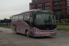 8.5米|24-33座五洲龙纯电动客车(FDG6850EV)