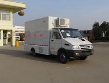 HYS5040XXCN4型虹宇牌宣传车图片