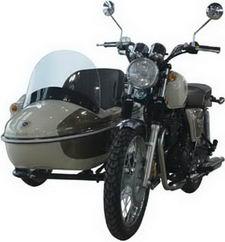 鑫源牌XY400B型边三轮摩托车图片
