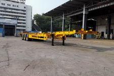 蛇口港机牌SGJ9400TJZG型集装箱运输半挂车