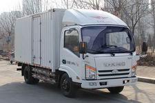 卢沟桥牌CJJ5061XXYBEV型纯电动厢式运输车