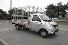 宝鹿牌WZ5030CCY型仓栅式运输车图片