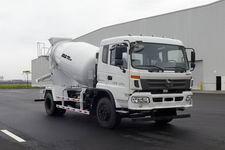 南骏牌CNJ5160GJBRPC42M型混凝土搅拌运输车
