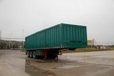 蓬莱10.5米27吨3轴垃圾转运半挂车(PG9406ZLJ)