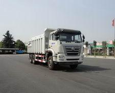 SGZ5250ZDJZZ4J7型华威驰乐牌压缩式对接垃圾车图片